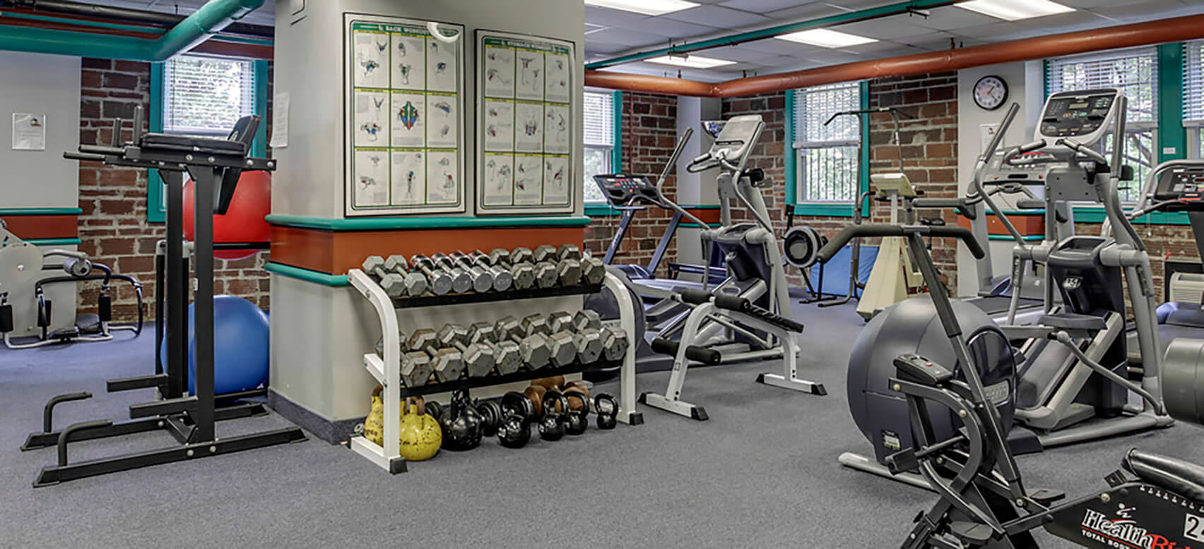 Photo: Fitness Center